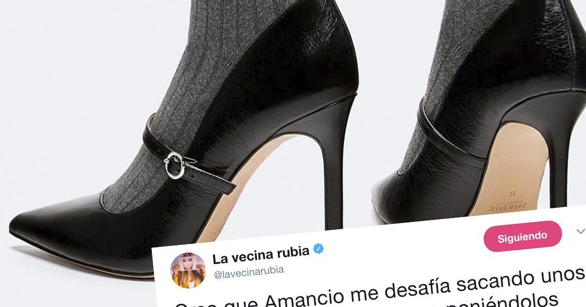 Se extiende por las redes el nuevo calzado de Zara que pretende reinventar la moda