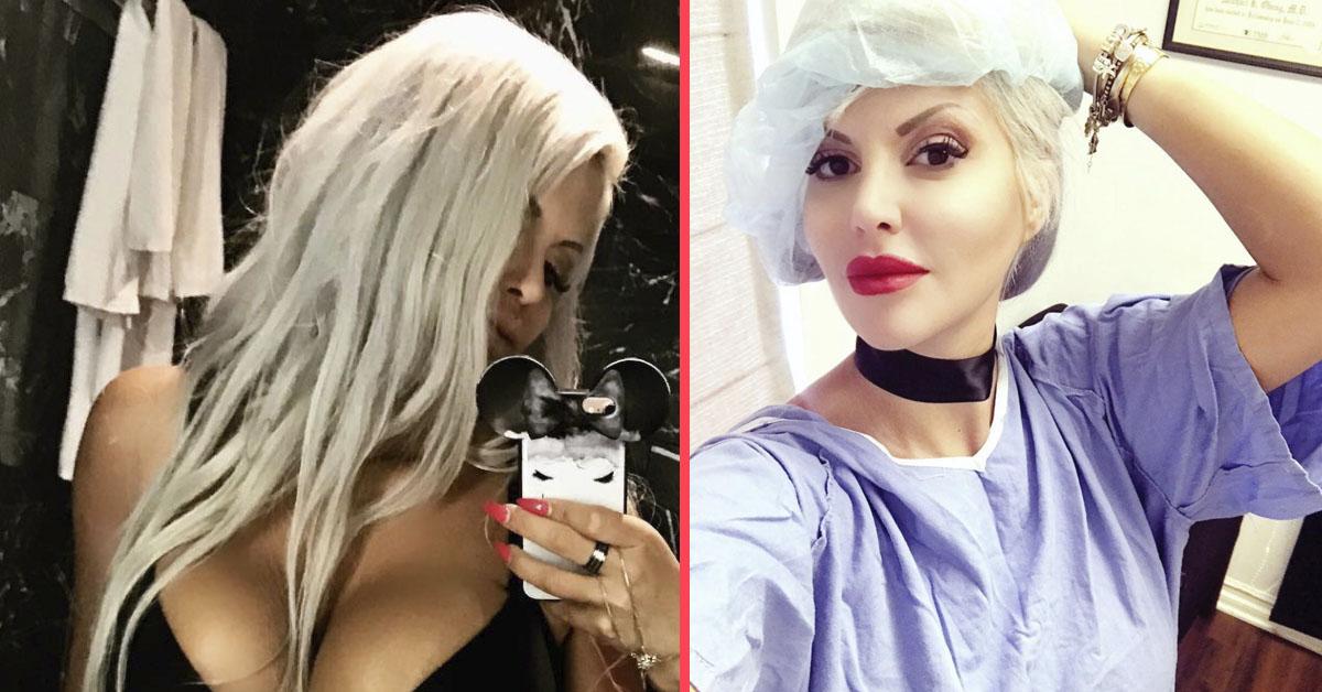 Sophia Vegas, la estrella de la televisión alemana que se ha retocado las costillas para estar más guapa
