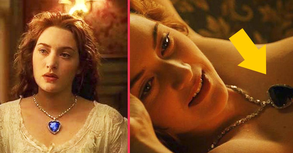 El Corazón de la Mar: la verdadera historia tras el polémico colgante de la película Titanic