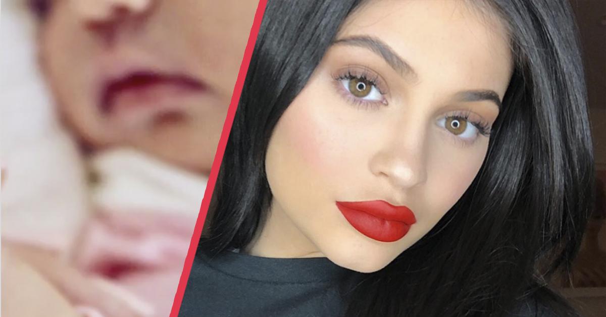 Kylie perdona a Snapchat y comparte el primer vídeo de su hija «Tormenta» tras hacerles perder 1.300 millones de dólares