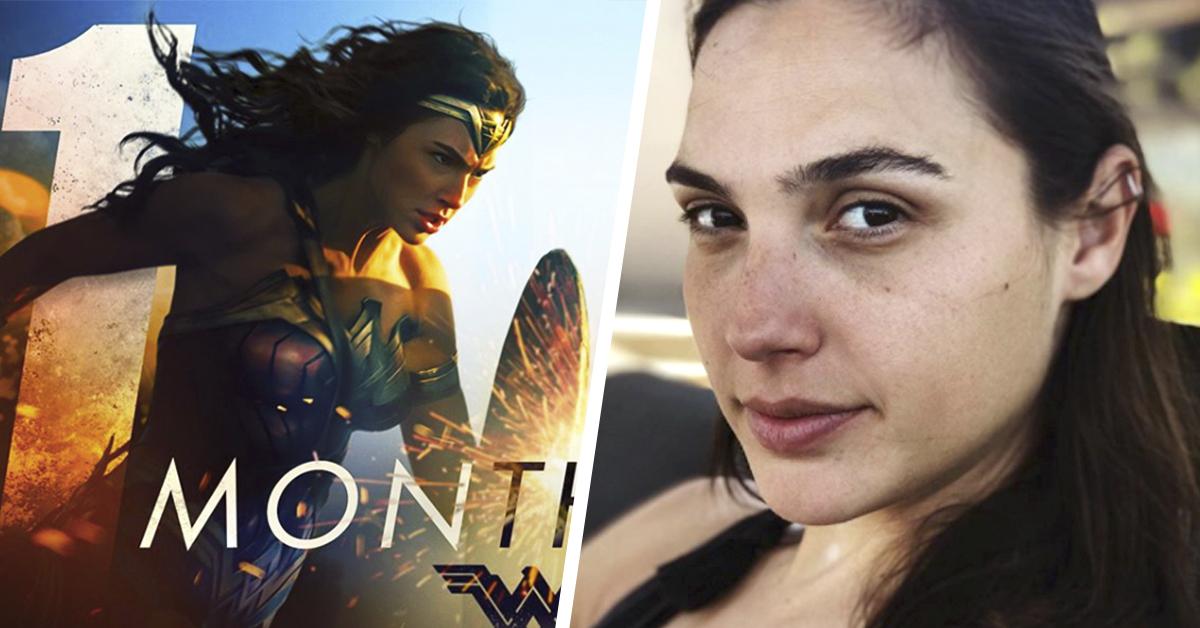 Gal Gadot comparte el entrenamiento de 2 minutos que hizo para conseguir los brazos de Wonder Woman