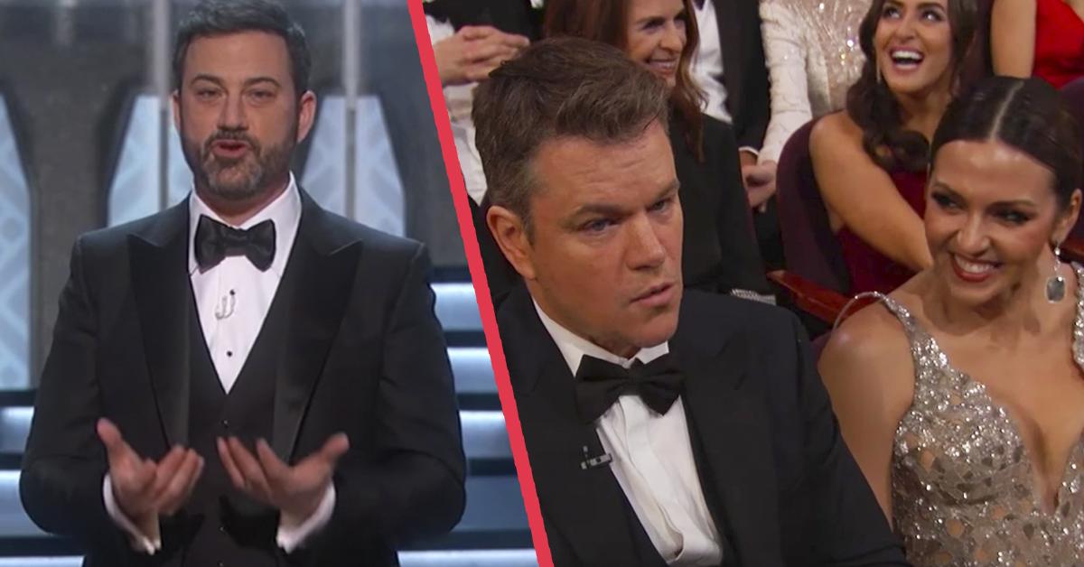Las 10 'Perlas' y 'Dardos' que ha dejado Jimmy Kimmel en directo presentando los Premios Oscar