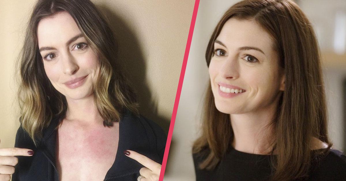 Anne Hathaway responde con un vídeo a los que critican su nuevo físico