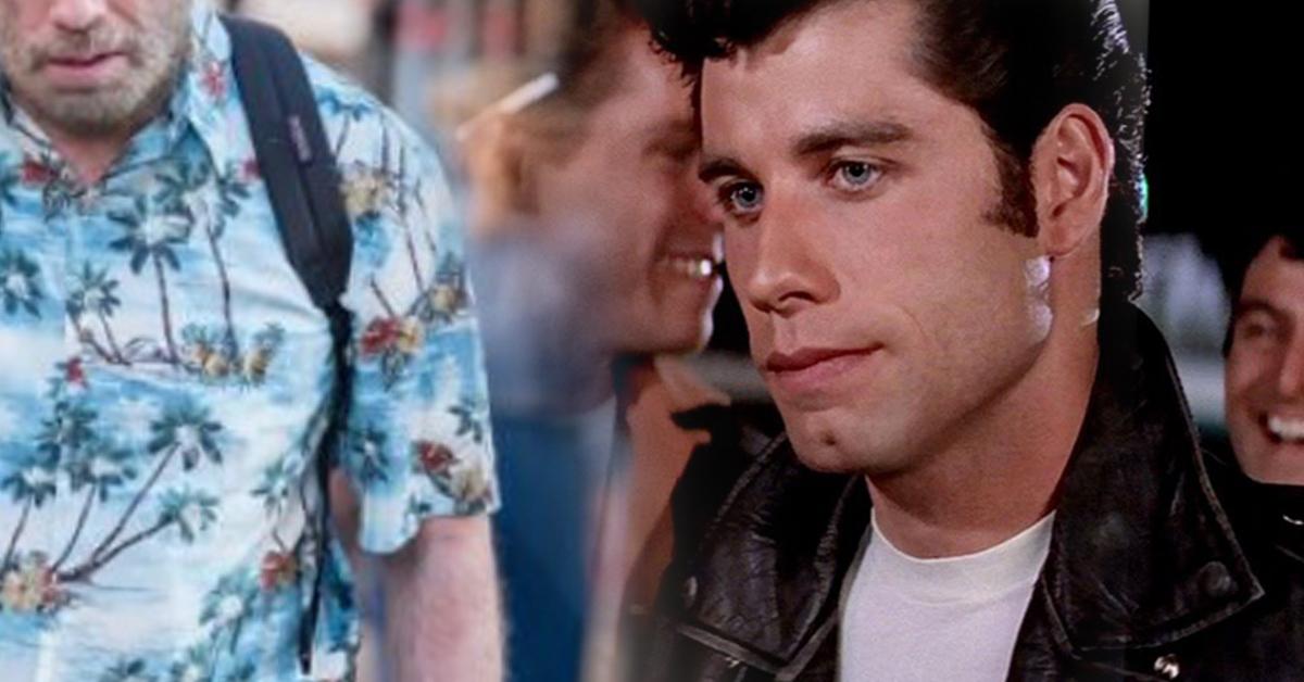 El cambio radical de John Travolta que han pillado irreconocible en la calle para su nueva película