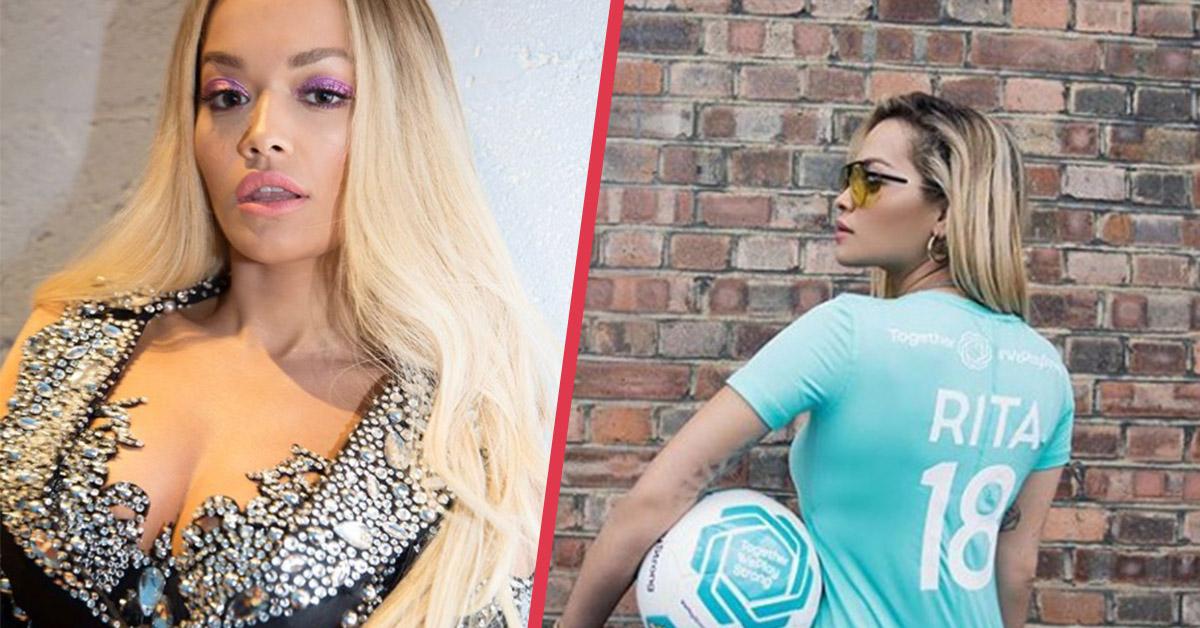 «Nunca os haría daño» Rita Ora se disculpa por la letra de 'Girls' tras las críticas que ha recibido por salir del armario