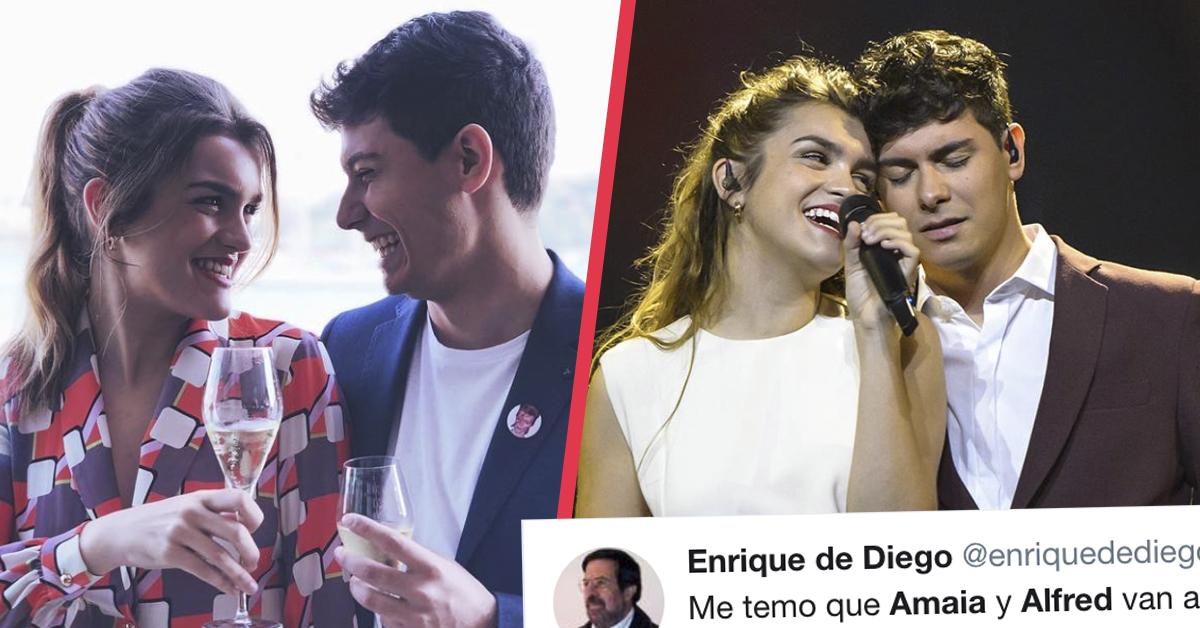 Los vídeos de los primeros ensayos de Amaia y Alfred en Eurovisión nos dejan por los suelos en Europa