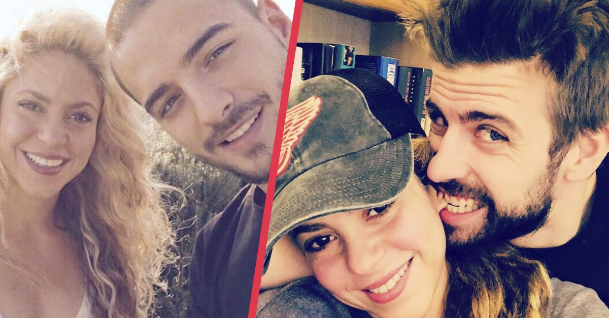 Maluma habla del tenso momento que vivió al conocer a Gerard Piqué cuando trabajó junto a Shakira