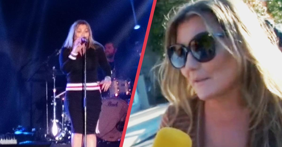 Amaia Montero da la cara tras una bochornosa actuación en su último concierto que ha indignado a sus fans