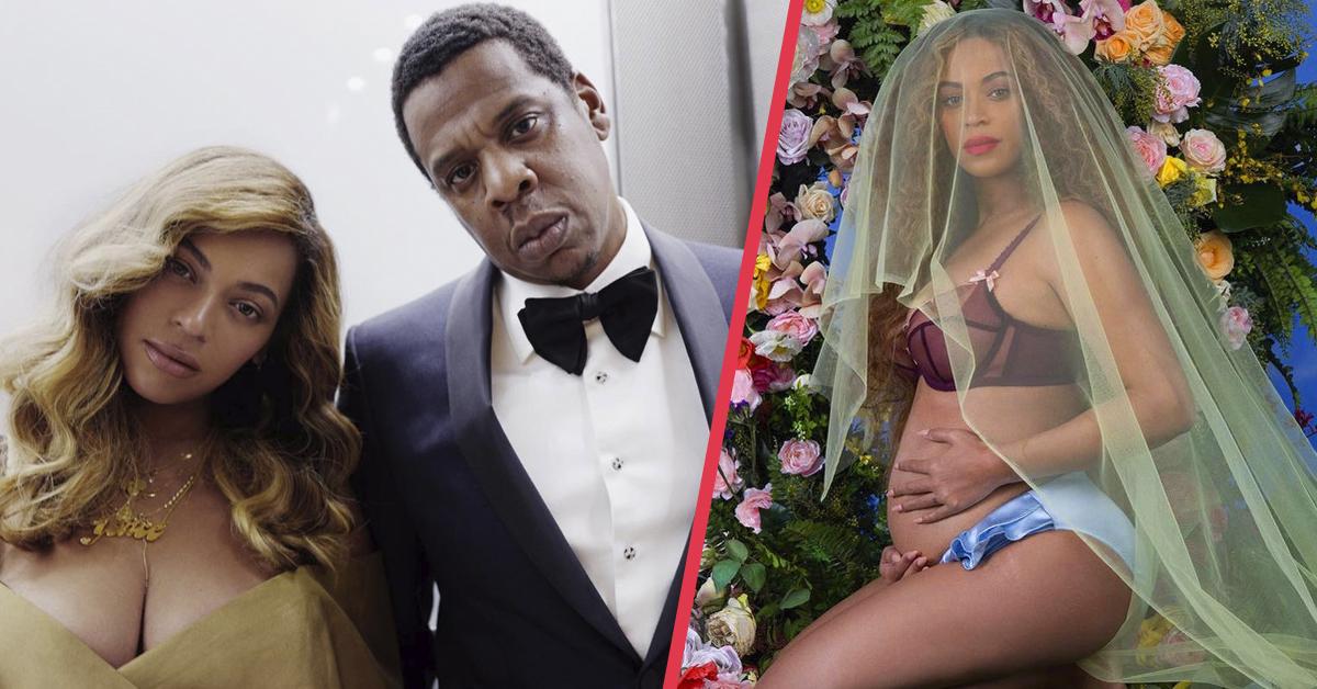 Beyoncé presenta en primicia a sus hijos mellizos durante el primer concierto de su gira