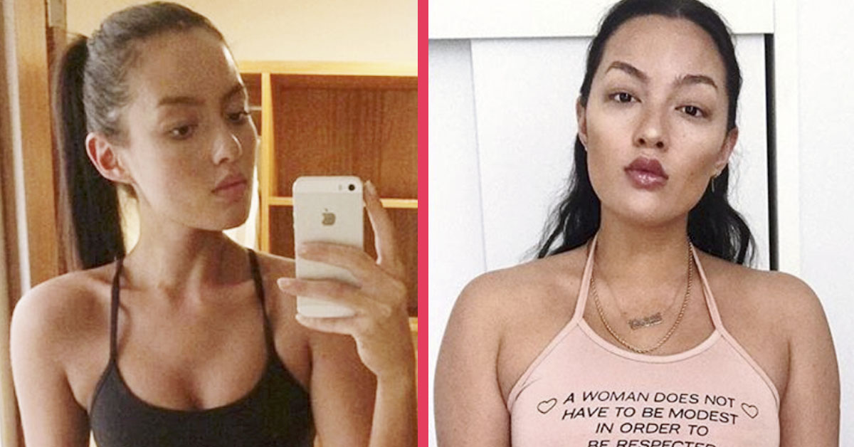Mia Kang, la modelo que se ha levantado contra la industria decidiendo no ser como los Ángeles de Victoria Secret