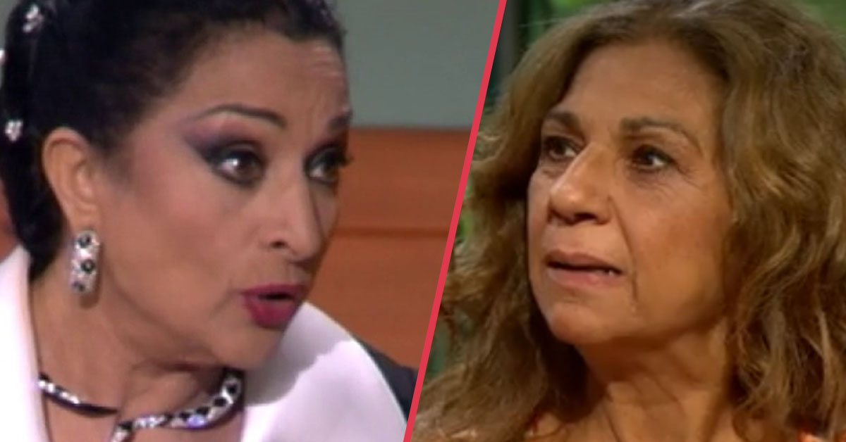 Lolita reaparece en televisión contando la pregunta que le habría hecho a su madre si pudiese entrevistarla