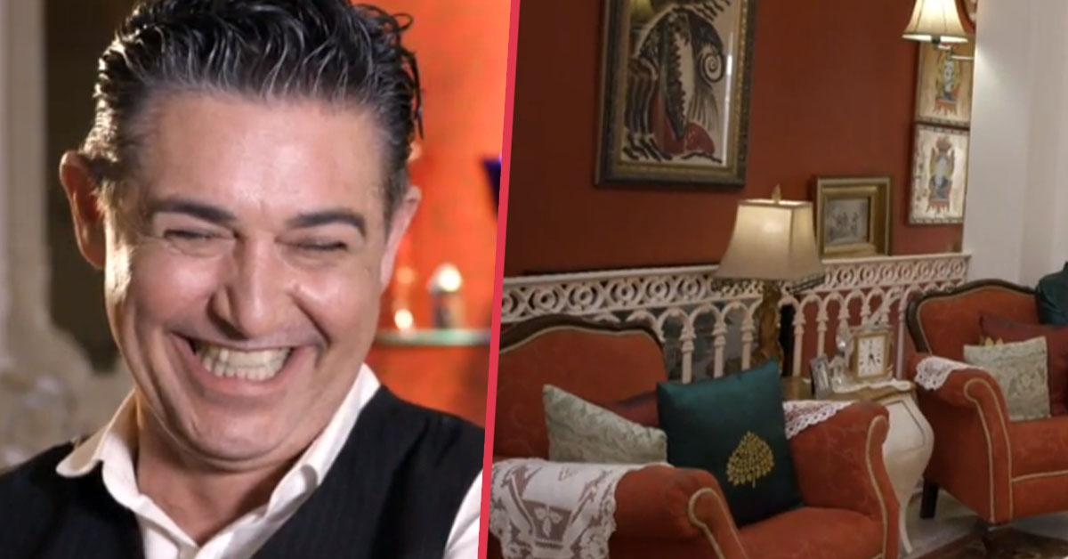 8 Rincones del lujoso ático de Ángel Garó que ha mostrado en televisión y que seguramente te gustaría tener en el tuyo