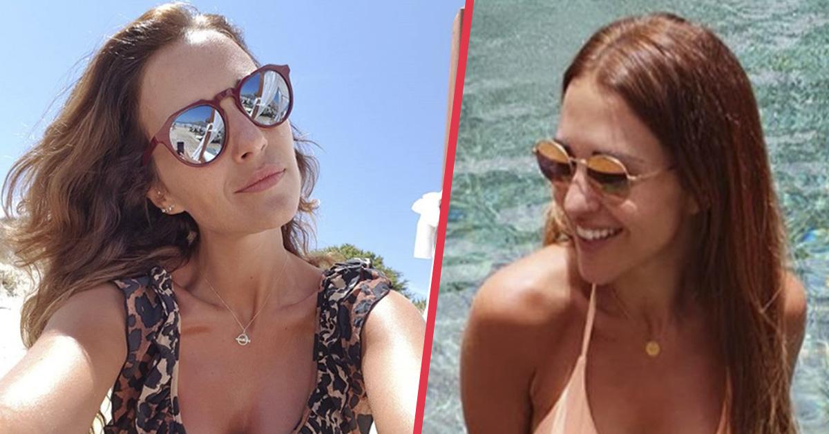 Paula Echevarría posa en redes con un bikini que nadie podría resistirse a comprar en rebajas
