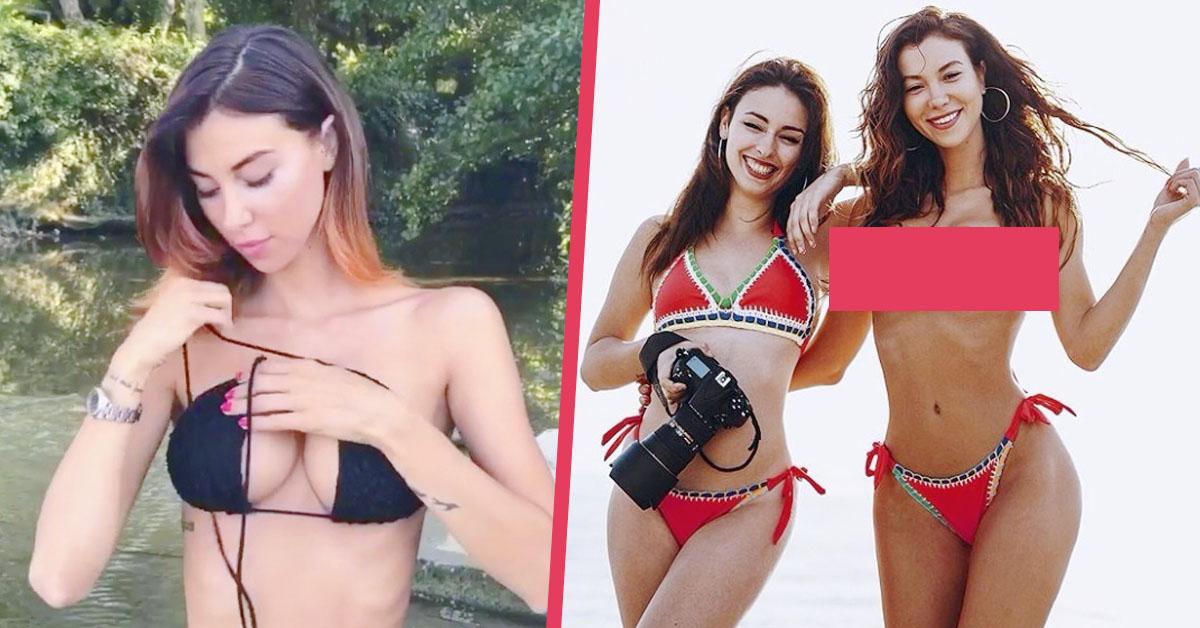8 Imágenes de la nueva forma de ponerse el bikini en verano que está triunfando entre las mujeres