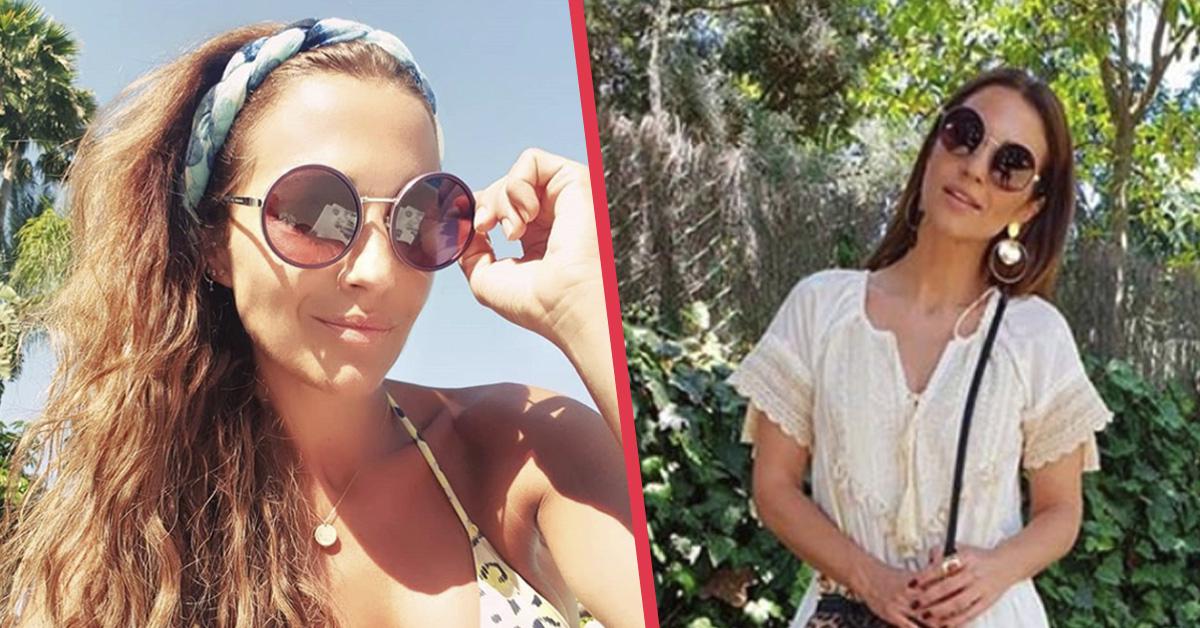 Paula Echevarría tiene el bolso perfecto para el verano que podemos copiarle a un módico precio