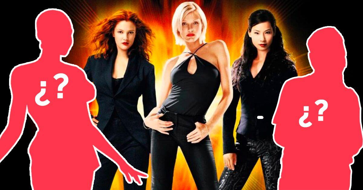 Las 3 Famosas e Inesperadas Actrices que han elegido para el nuevo reparto de 'Los Ángeles de Charlie'