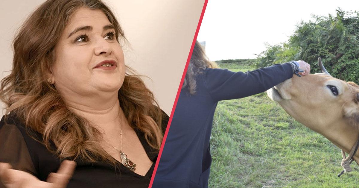 Lucía Etxebarría se convierte en el centro de las bromas tras su crítica al mundo taurino