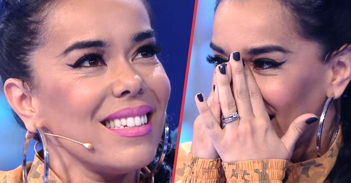 «Sois heroínas» Beatriz Luengo se echa a llorar en directo tras la aparición de dos madres a las que había ayudado