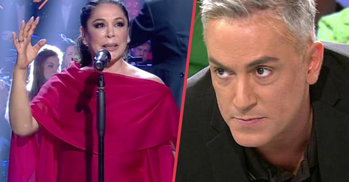 Kiko Hernández revela en directo todos los detalles y cosas que ha vetado Isabel Pantoja en la nueva serie de su vida