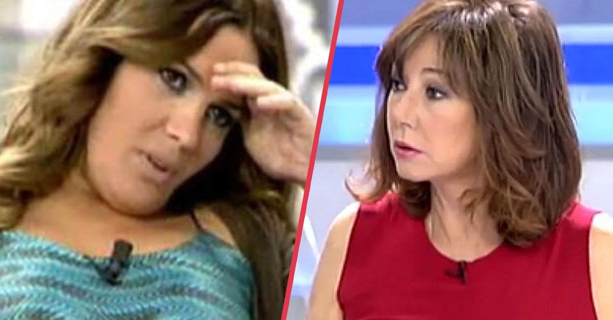 Telecinco publica el momento surrealista en que Ana Rosa cortó su programa en directo por Marta López
