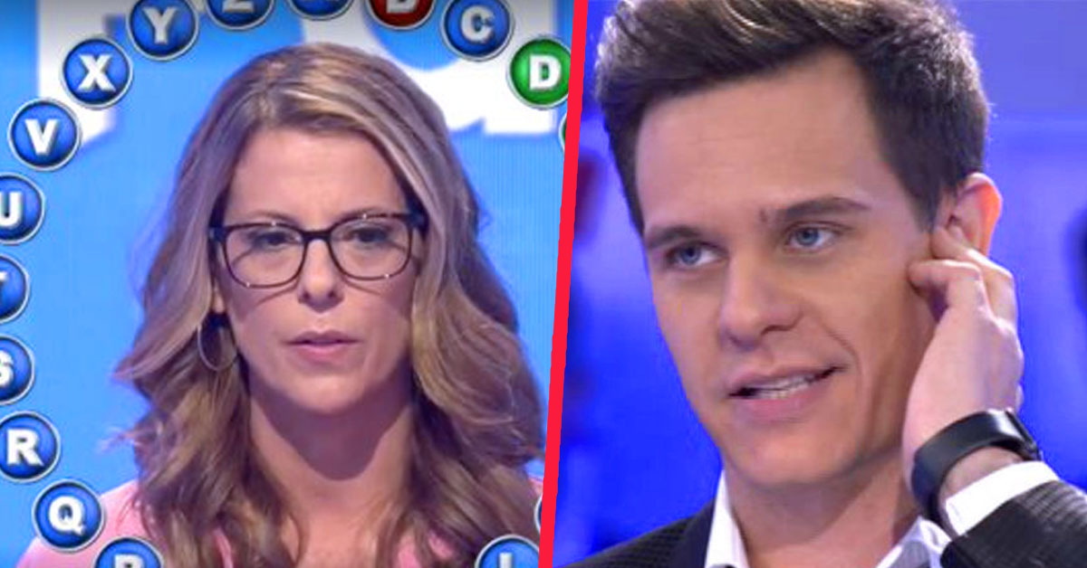 «Con la J» Una concursante de Pasapalabra provoca el cachondeo con un ridículo fallo a la hora de contestar una pregunta