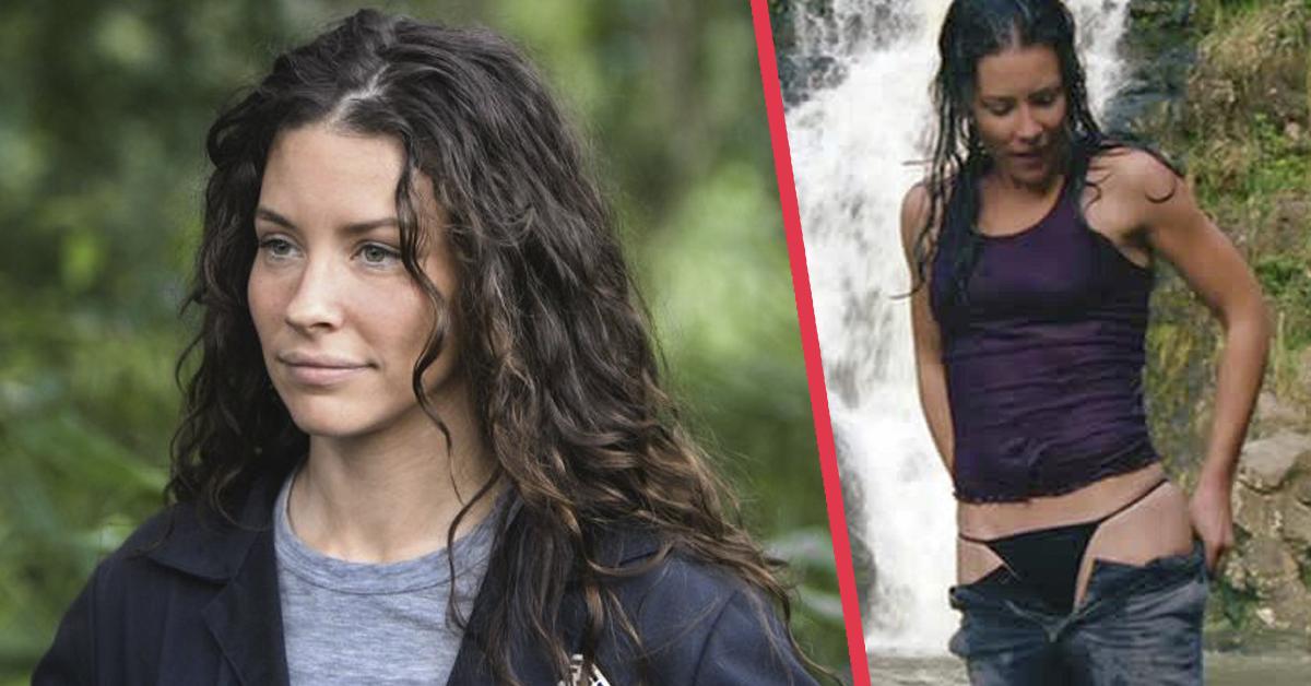«No tenía otra opción» Los creadores de Perdidos piden disculpas a Evangeline Lilly por la escena que le arrinconaron a grabar