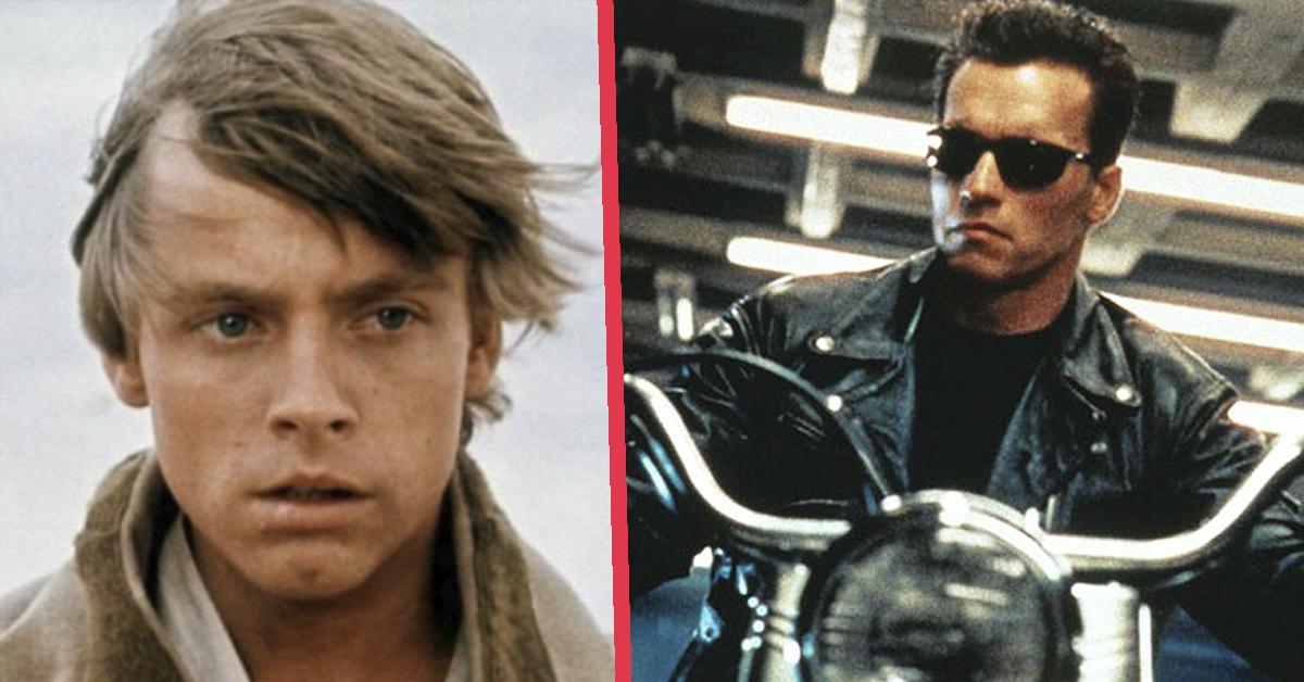Mark Hamill cuenta el inútil consejo que dio a Arnold Schwarzenegger cuando eran jóvenes y que rechazó