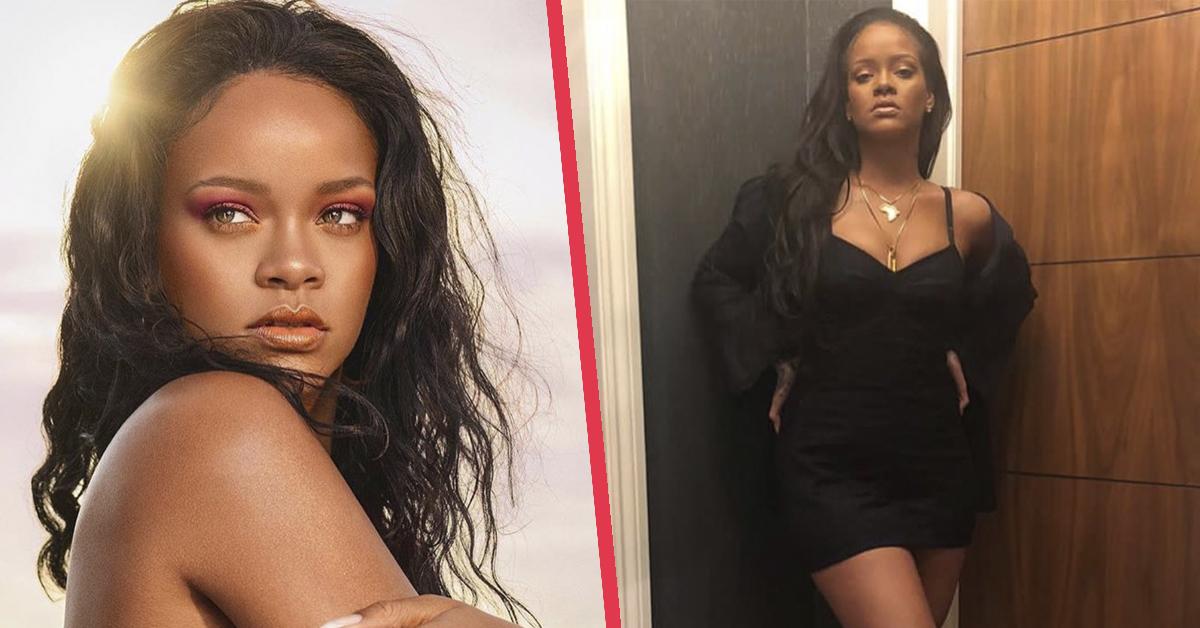 Rihanna zanja la polémica y habla sin tapujos del aumento de peso que ha sufrido en los últimos meses